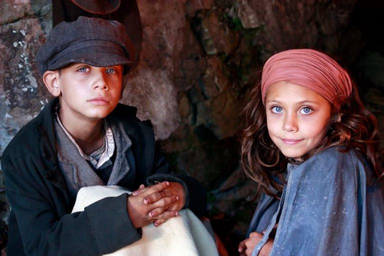 The Story of Cino – The Child Who Crossed the Mountain (2013)