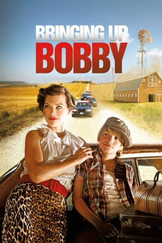 "Poster for the movie ""Bringing Up Bobby"""
