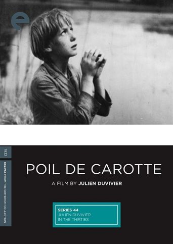 "Poster for the movie ""Poil de Carotte"""
