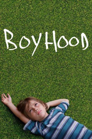 "Poster for the movie ""Boyhood"""