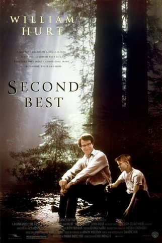 "Poster for the movie ""Second Best"""