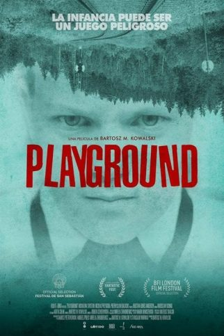 "Poster for the movie ""Playground"""