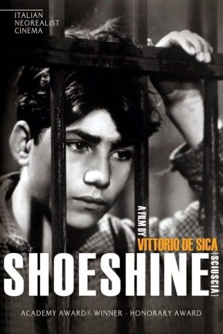 "Poster for the movie ""Shoeshine"""