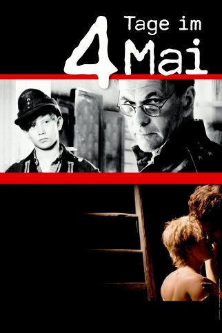 "Poster for the movie ""4 Days in May"""