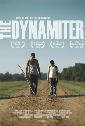 """Poster for the movie """"The Dynamiter"""""""