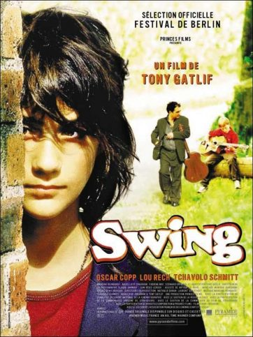 "Poster for the movie ""Swing"""