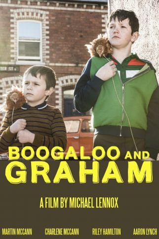 "Poster for the movie ""Boogaloo and Graham"""