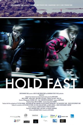 """Poster for the movie """"Hold Fast"""""""