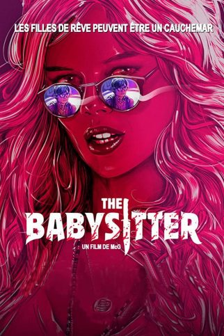 "Poster for the movie ""The Babysitter"""