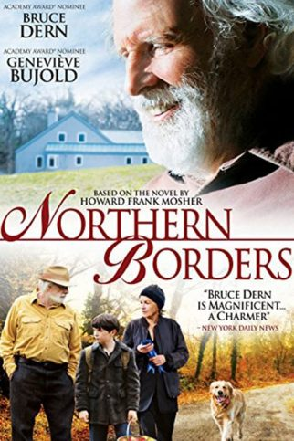 "Poster for the movie ""Northern Borders"""