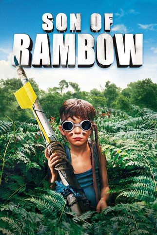"Poster for the movie ""Son of Rambow"""