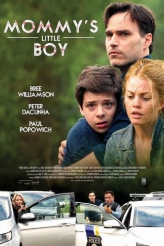 """Poster for the movie """"Mommy's Little Boy"""""""