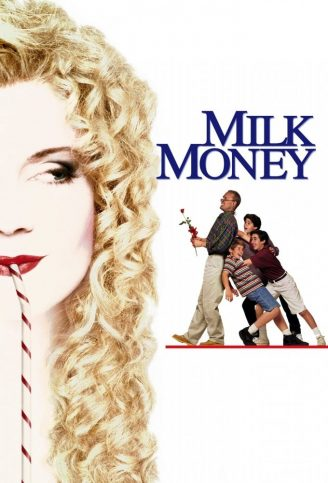"""Poster for the movie """"Milk Money"""""""