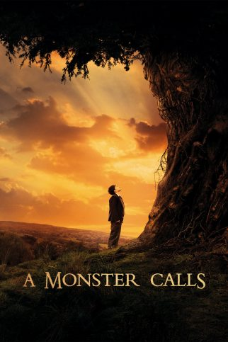 "Poster for the movie ""A Monster Calls"""