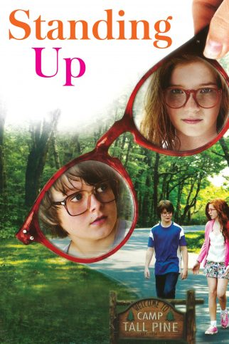 "Poster for the movie ""Standing Up"""