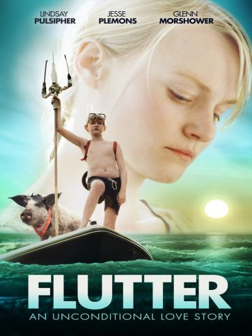 "Poster for the movie ""Flutter"""