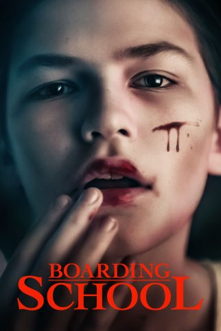 "Poster for the movie ""Boarding School"""