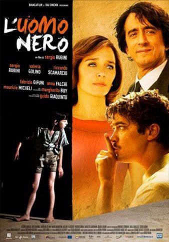 """Poster for the movie """"L'uomo nero"""""""