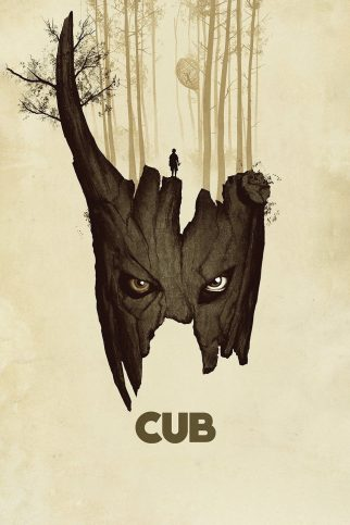 "Poster for the movie ""Cub"""