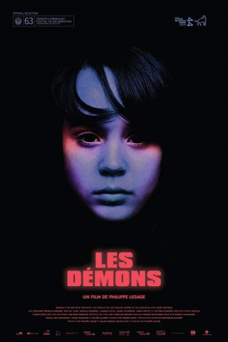 """Poster for the movie """"The Demons"""""""