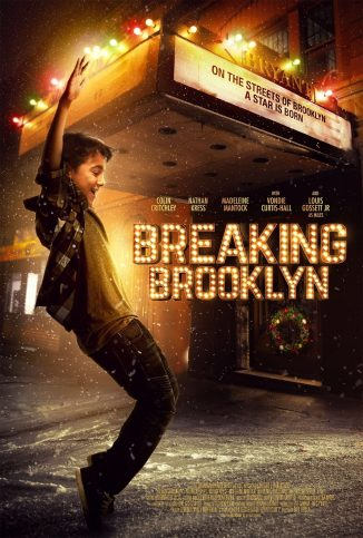 "Poster for the movie ""Breaking Brooklyn"""