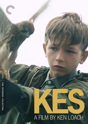 "Poster for the movie ""Kes"""