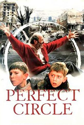 "Poster for the movie ""The Perfect Circle"""