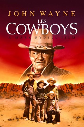 """Poster for the movie """"The Cowboys"""""""