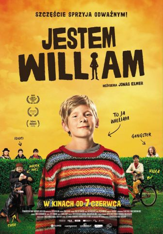 """Poster for the movie """"I am William"""""""