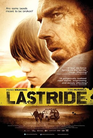 """Poster for the movie """"Last Ride"""""""