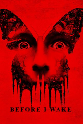 "Poster for the movie ""Before I Wake"""