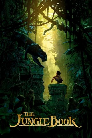 """Poster for the movie """"The Jungle Book"""""""
