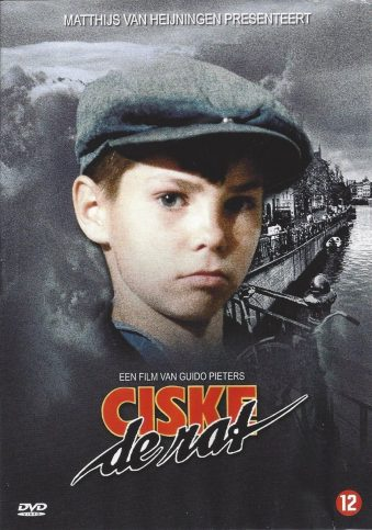 "Poster for the movie ""Ciske the Rat"""