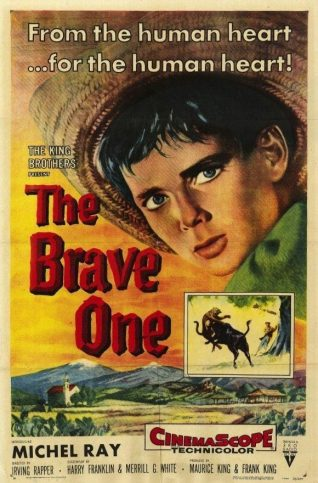 """Poster for the movie """"The Brave One"""""""