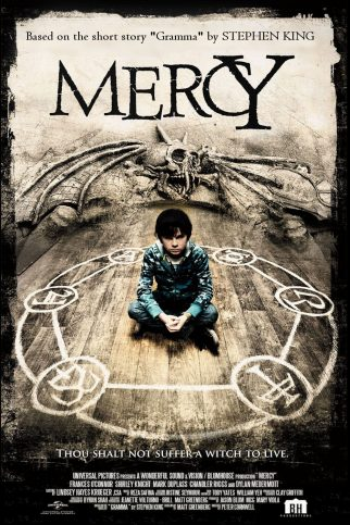 """Poster for the movie """"Mercy"""""""