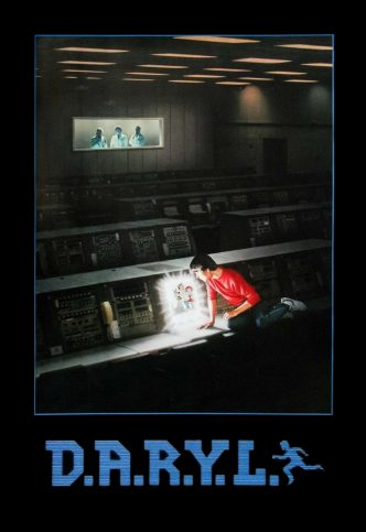 "Poster for the movie ""D.A.R.Y.L."""