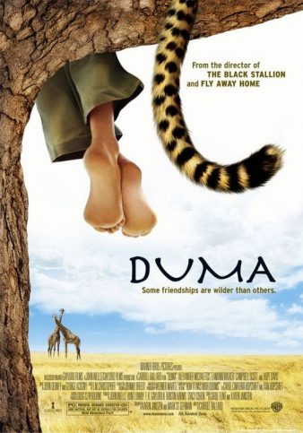 "Poster for the movie ""Duma"""