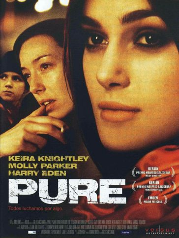 "Poster for the movie ""Pure"""