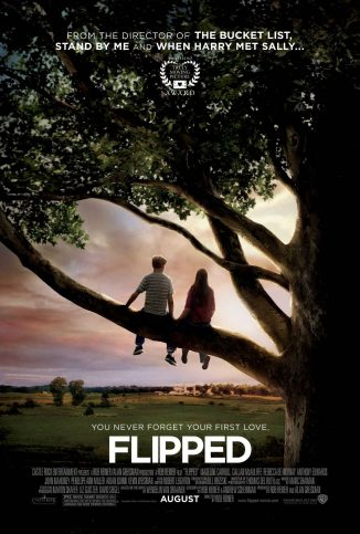 "Poster for the movie ""Flipped"""