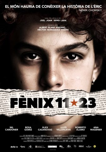 "Poster for the movie ""Fènix 11-23"""