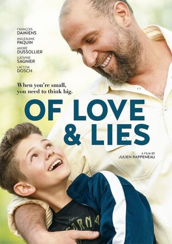 """Poster for the movie """"Of Love and Lies"""""""