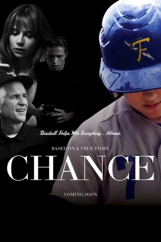 """Poster for the movie """"Chance"""""""