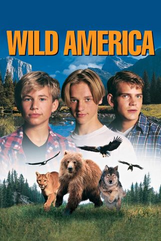 """Poster for the movie """"Wild America"""""""