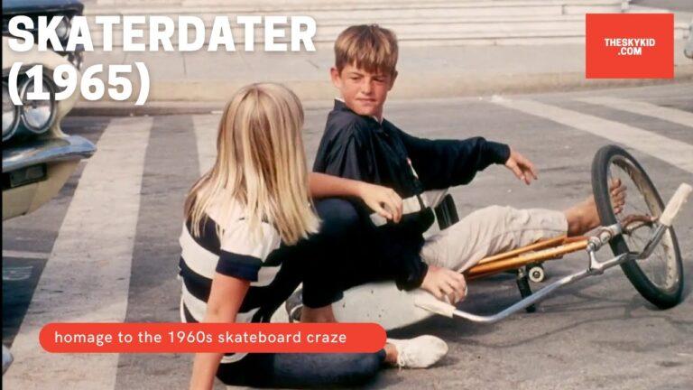 Skaterdater (1965)