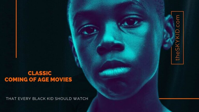 Classic Coming of Age Movies That Every Black Kid Should Watch