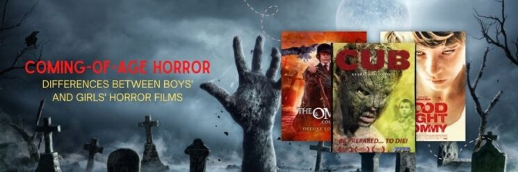 Differences Between Boys' and Girls' Horror Films